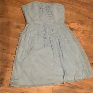 Donna Morgan strapless dress